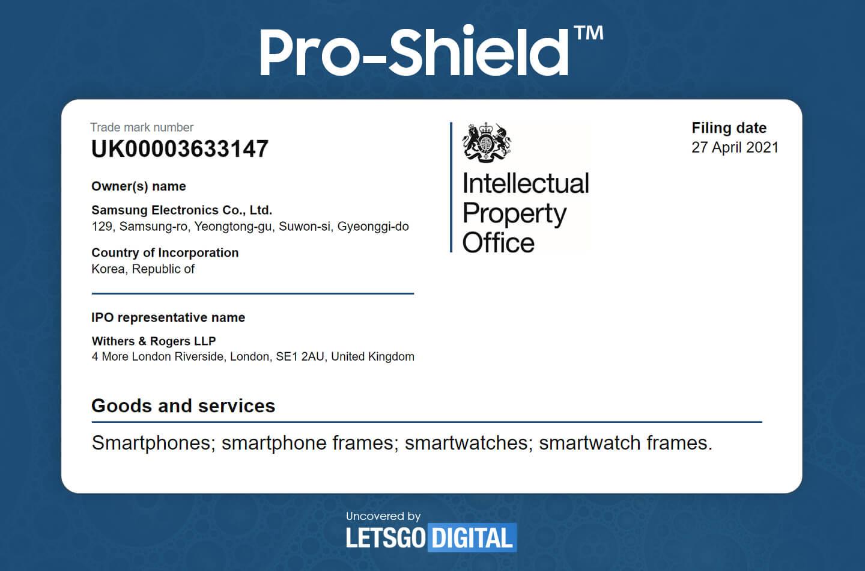 Samsung Pro-Shield