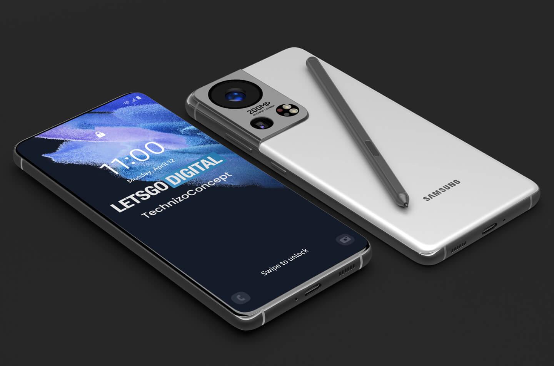 Samsung S22