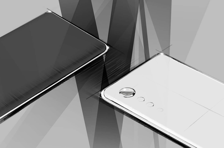Smartphone productie