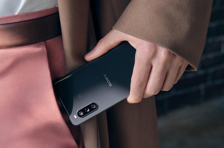Sony Xperia compacte telefoon
