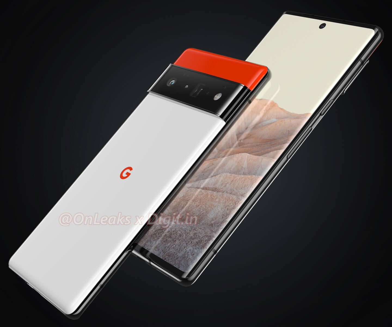 Google Pixel 6 5G smartphone