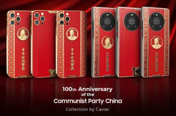 Huawei Mate Limited Edition smartphone