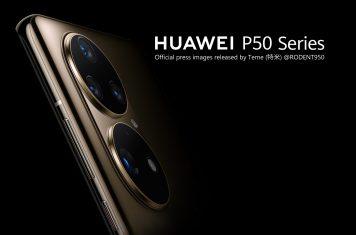 Huawei P50 Pro release