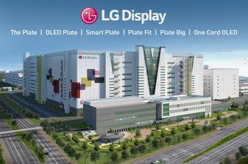 LG The Plate Smart OLED TV
