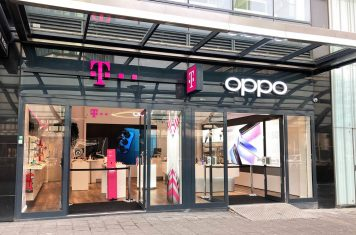 Oppo T-Mobile telecomwinkel Rotterdam