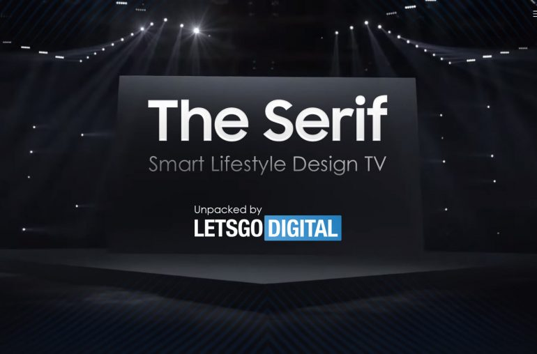 Samsung Design TV The Serif