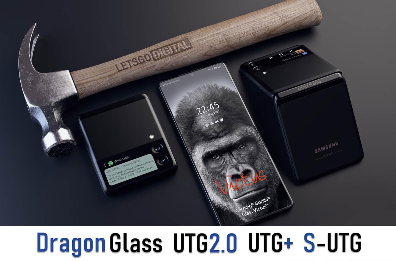 Samsung foldables