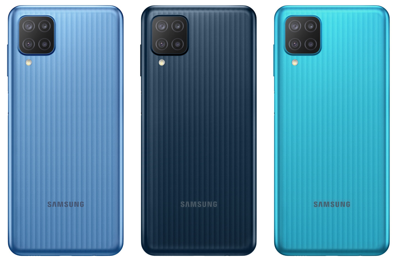 Samsung Galaxy M12 budget telefoon