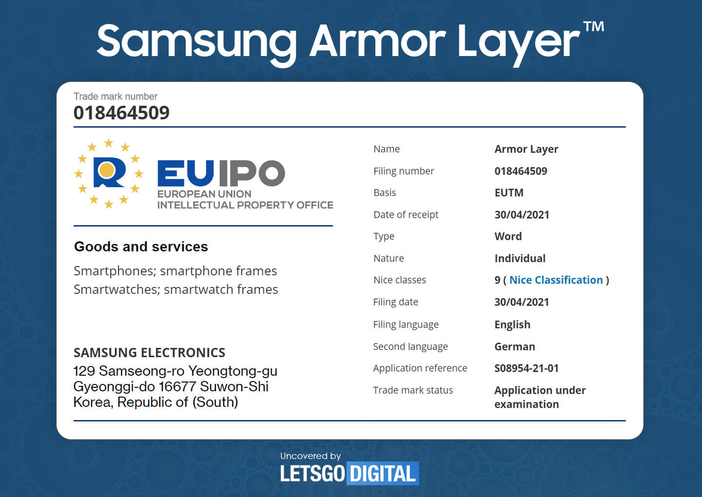 Samsung Galaxy Z-Flip 3 Armor Layer