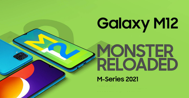 Samsung M-Serie 2021 smartphones