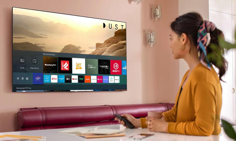 Samsung TV Plus streamingdienst