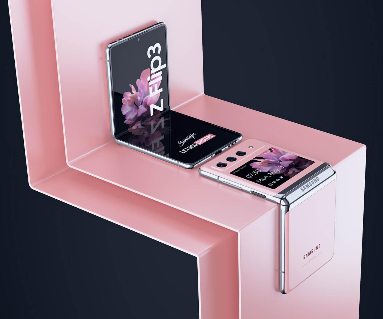 Samsung vouwtelefoons