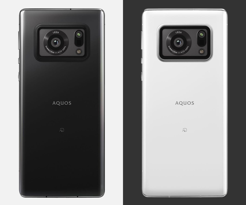 Sharp Aquos R6 Leica camera