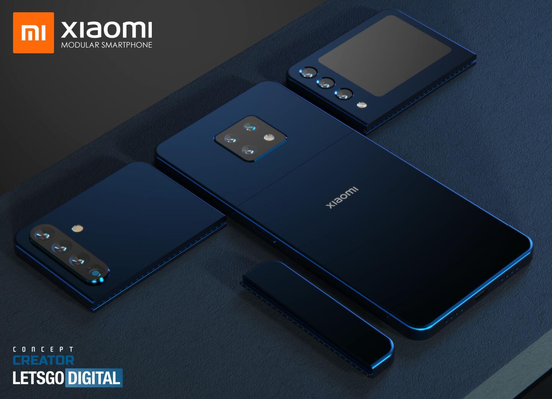 Xiaomi camera module