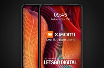 Xiaomi Dual Side Slider Smartphone