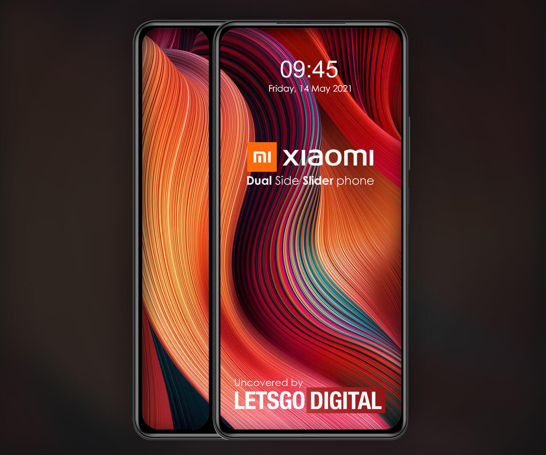 Xiaomi dual slider smartphones