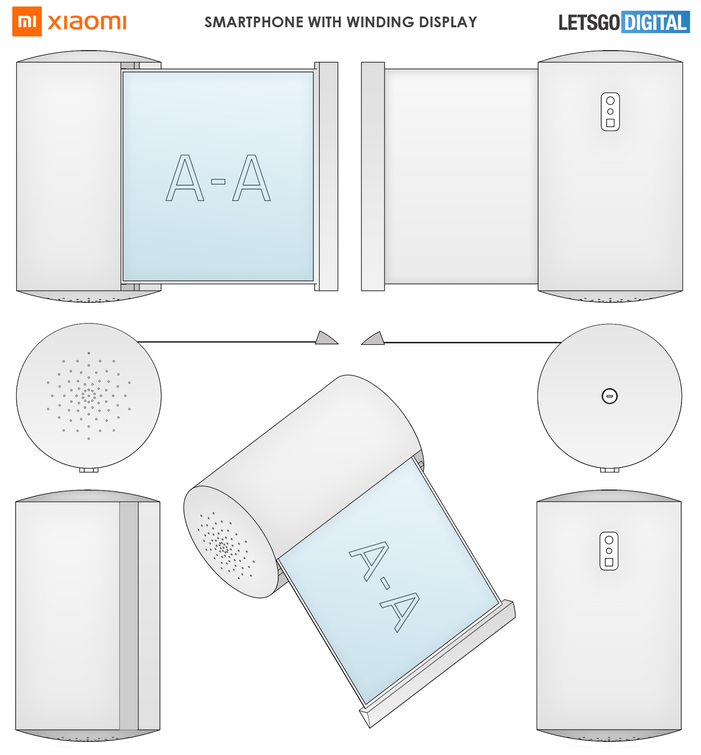 Xiaomi smart speaker smartphone