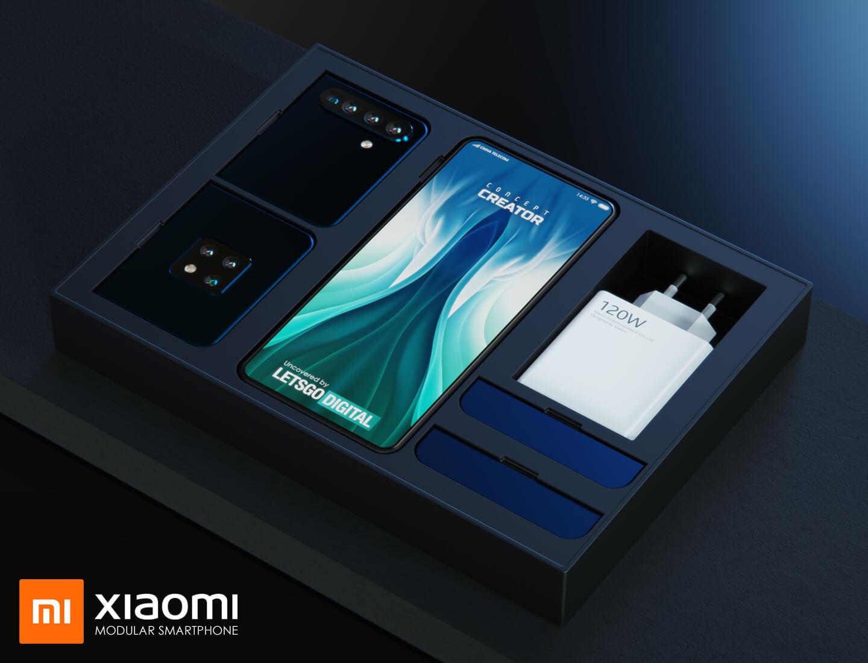 Xiaomi smartphone 120 Watt charger