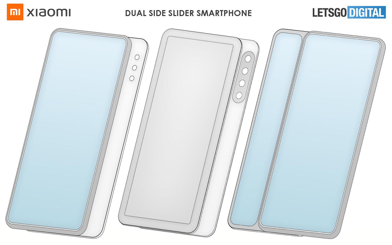 Xiaomi smartphones slider mechanisme