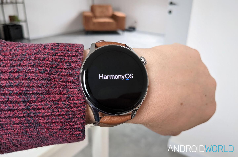 Huawei HarmonyOS smartwatch