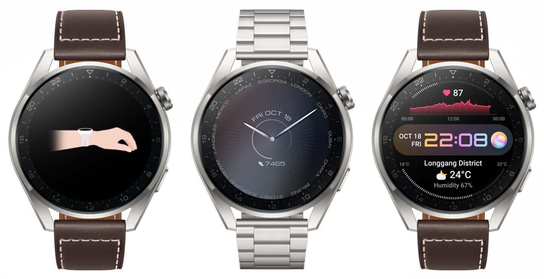 Huawei Smartwatch 3 Pro