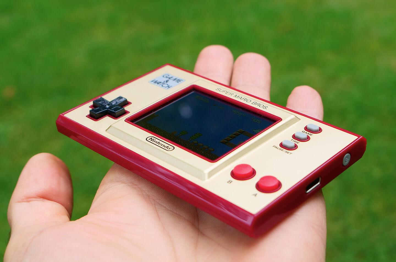 Nintendo handheld review