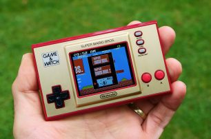 Review Nintendo Game & Watch