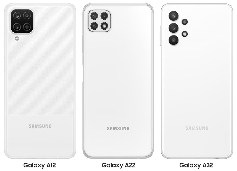 Samsung Galaxy A Serie 2021