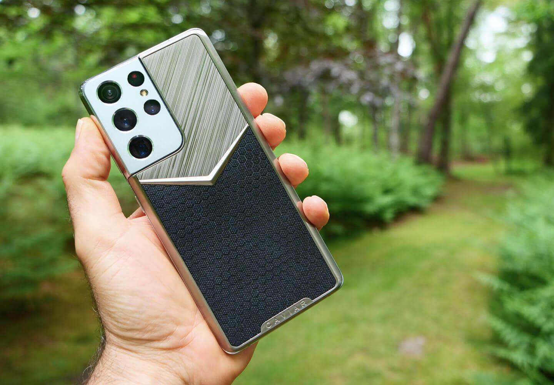 Samsung Galaxy S21 Ultra test