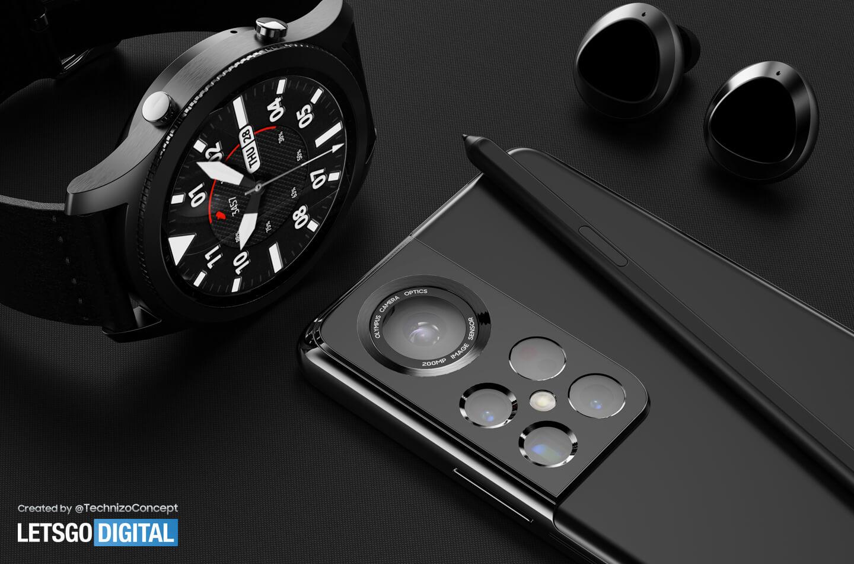 Samsung Galaxy S22 Ultra accessoires