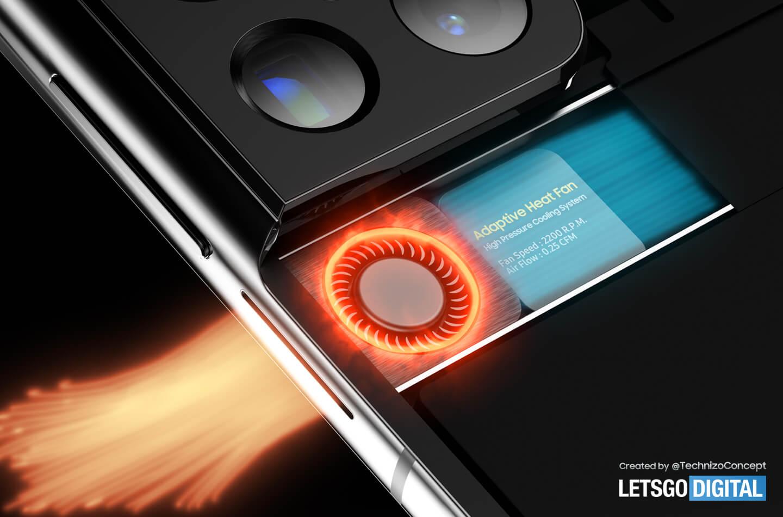 Samsung gaming smartphone