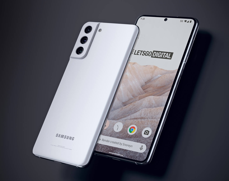 Samsung S-serie smartphone