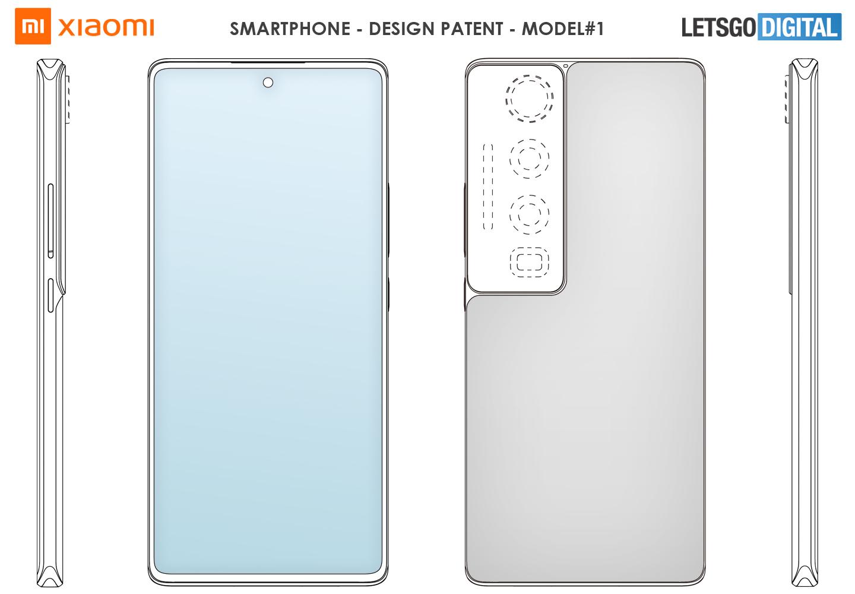 Xiaomi smartphones grote camera