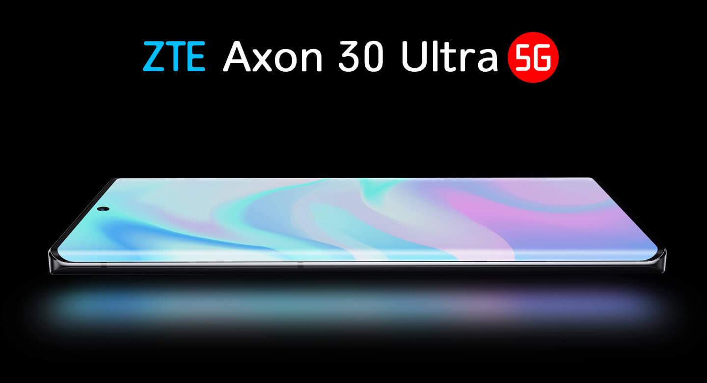 Axon 30 Ultra