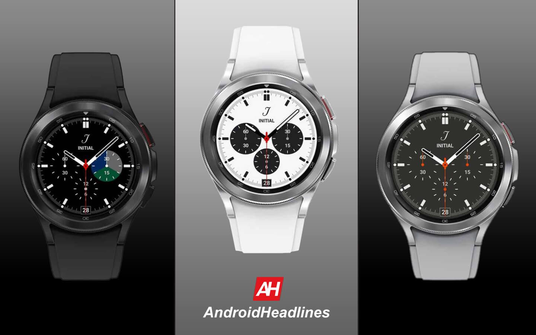 Galaxy Watch 4 Classic smartwatch