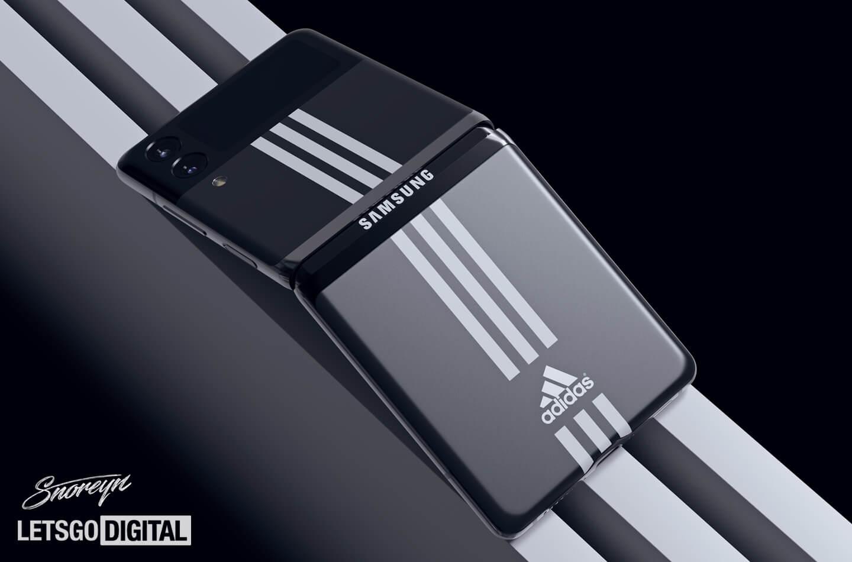 Galaxy Z Flip 3 Adidas Sport