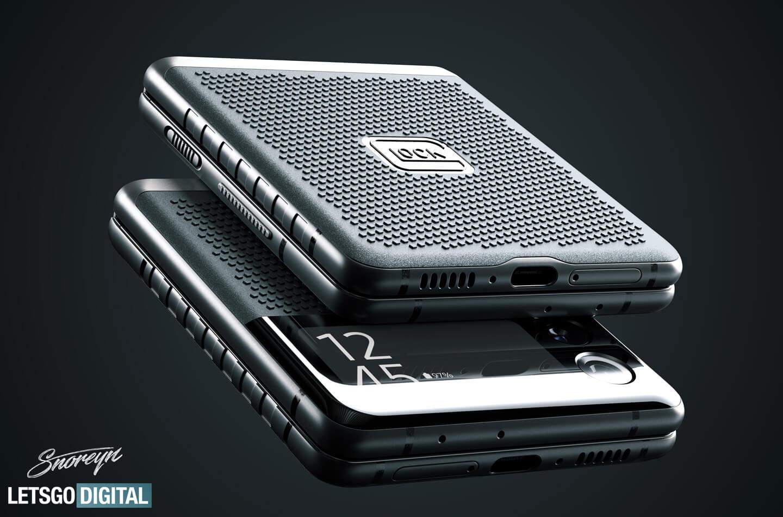 Galaxy Z Flip 3 cover
