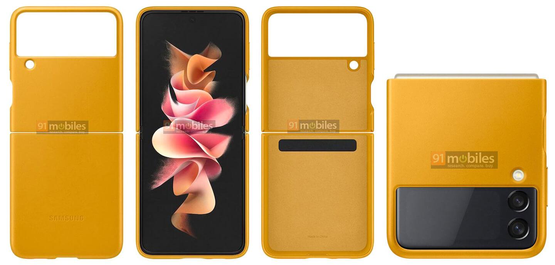 Galaxy Z Flip 3 optionele accessoires