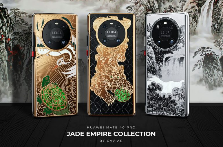 Huawei Mate 40 Limited Edition smartphones