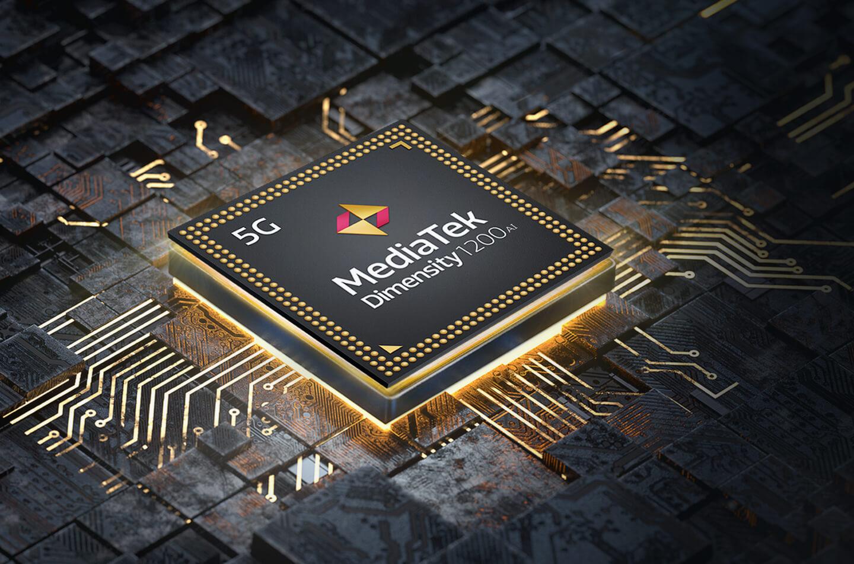 MediaTek Dimensity 1200-Ai processor