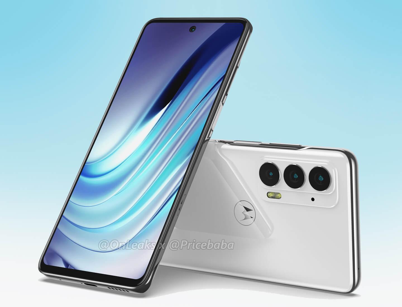 Motorola Edge telefoon