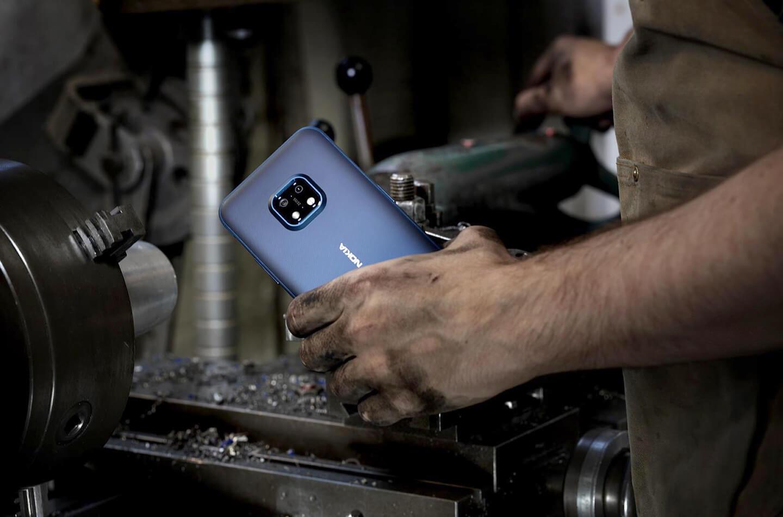 Nokia XR20 robuuste 5G telefoon