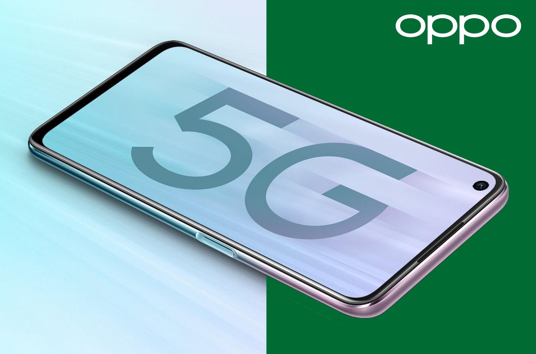 Oppo 5G technologie