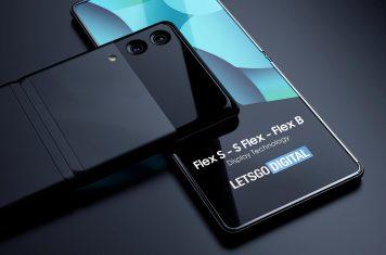 Samsung Display smartphone scherm