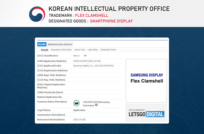 Samsung Flex Clamshell