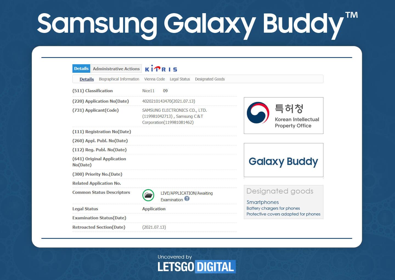 Samsung Galaxy Buddy