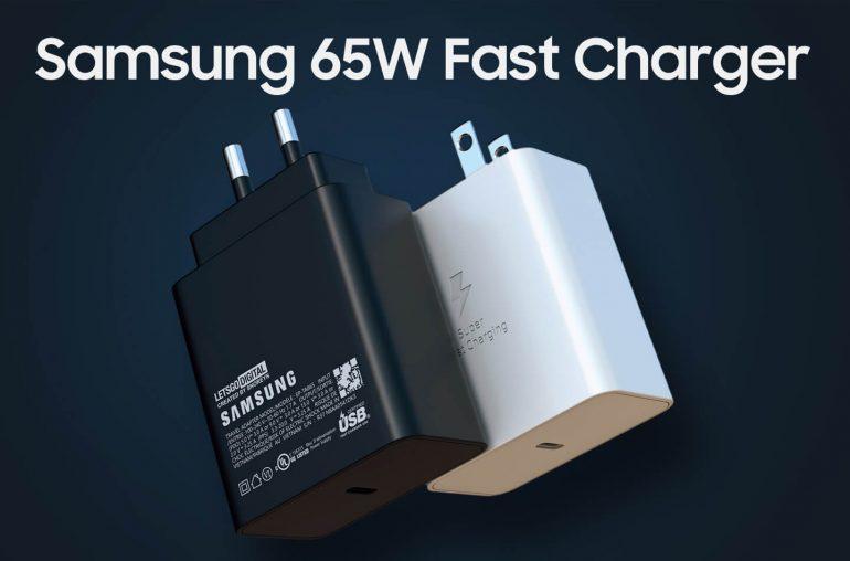 Samsung Galaxy S22 65 Watt oplader