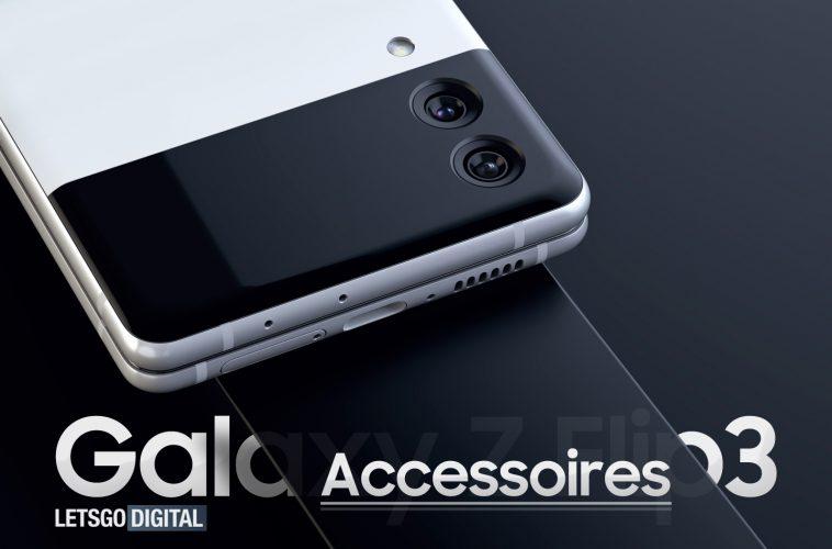 Samsung Galaxy Z Flip 3 accessoires