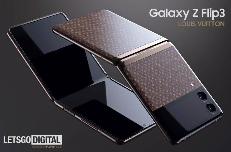 Samsung Galaxy Z Flip 3 Louis Vuitton