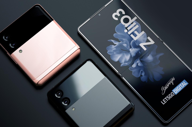 Samsung klaptelefoon